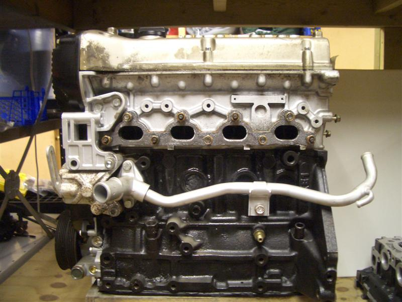 elan  lotus elan  engine reconditioned