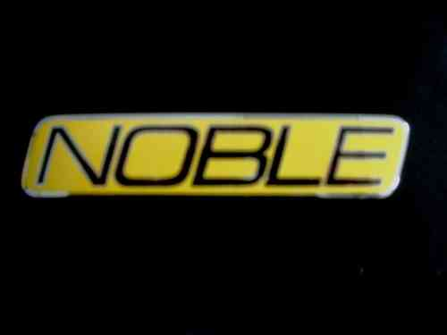 Noble Badge M600 - Nose Badge