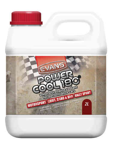 Evans Power Cool 180 2ltr
