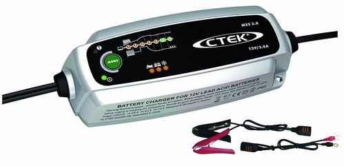 CTEK Battery Charger-7 Step