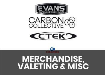 MERCHANDISE, VALETING & MISC